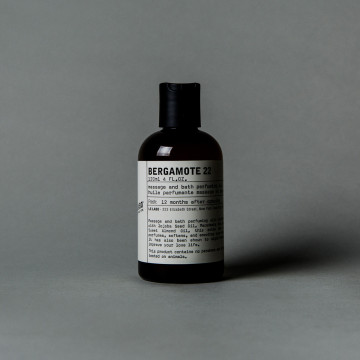 BERGAMOTE 22 perfuming oil - 120ml massage-and-bath-perfuming-oil