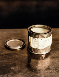 SANTAL 26-scented candle - 195g