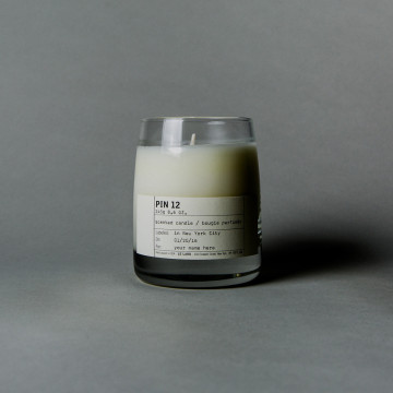 PIN 12 scented candle - 245g scented-candle
