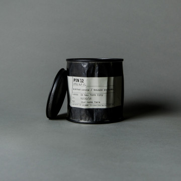 PIN 12 scented candle - 195g scented-candle-(vintage)