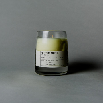 PETIT GRAIN 21 scented candle - 245g scented-candle