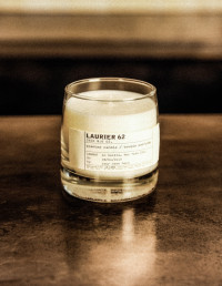 LAURIER 62-scented candle - 245g