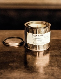 LAURIER 62-scented candle - 195g