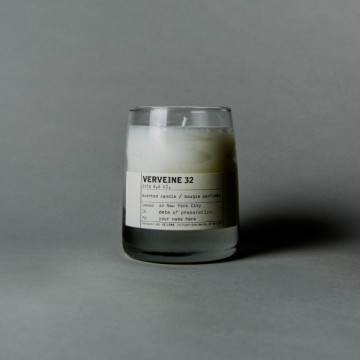 VERVEINE 32 scented candle - 245g scented-candle