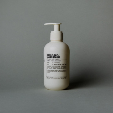 HAND SOAP HAND SOAP - 250ml basil