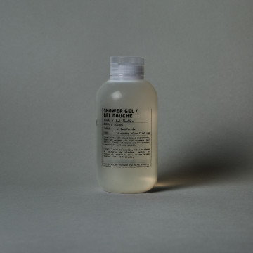 SHOWER GEL SHOWER GEL - 250ml basil