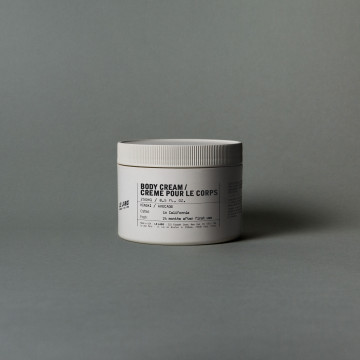 BODY CREAM BODY CREAM - 250ml hinoki